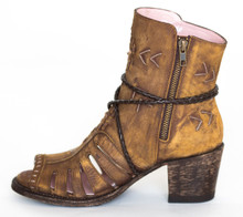Women's Miss Macie Boot, 'Singing Brook' Open Toe