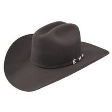 """Resistol Felt Hat, Logan, 6X Charcoal, 4"""" Brim"""