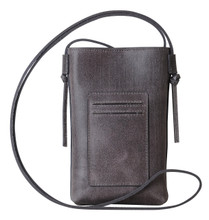 Most Wanted USA Crossbody, Geometric Front, Pocket on Back