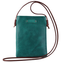Most Wanted USA Crossbody, Plain Front, Pockets on Back