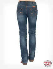 Women's Cowgirl Tuff Jeans, Peacemaker