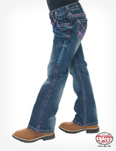 Girls Cowgirl Tuff Jeans, Pathmaker