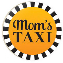 PGD Car Coaster Singles, Mom's Taxi