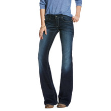 Women's Ariat Jeans,Trouser, Night Shade, Ultra Stretch