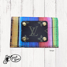 Keep it Gypsy Credit Card Holders, LV Patch