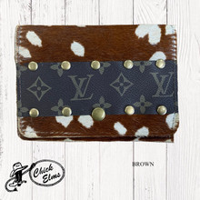 Keep it Gypsy Flora, Studs, LV Leather, Assorted