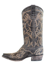 Women's Miss Macie Boots, Pure Prairie, Black
