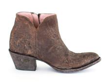 Women's Miss Macie Boots, Pat N' Charlie, Brown Bootie