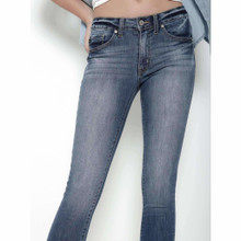 Women's KanCan Jeans, Holly Draken, Skinny Medium Dark Wash