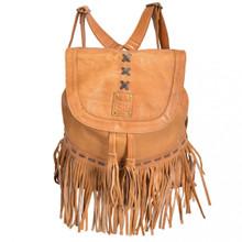 Women's STS Backpack, Free Spirit, Camel