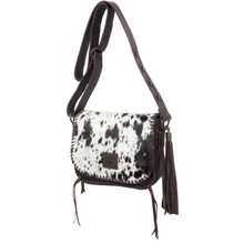 Women's STS Purse, Selah's Saddle Bag, Cowhide