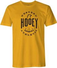 Men's Hooey Tee, Falcon, Mustard