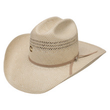 Charlie 1 Horse Straw Hat, High Call, Natural