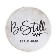 PGD Car Coaster Singles, Be Still and Know