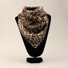 M&F Wild Rag, Leopard Print, 33X33