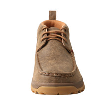 Men's Twisted X Driving Moc, Lace Up, CellStretch, Bomber