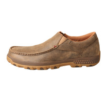 Men's Twisted X Driving Moc, Slip On,  CellStretch, Bomber