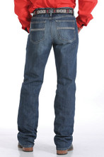 Men's Cinch Jeans, Grant, Dark Stonewash