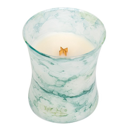 Wood Wick Candle, Tidewater Tropical, Medium Hourglass