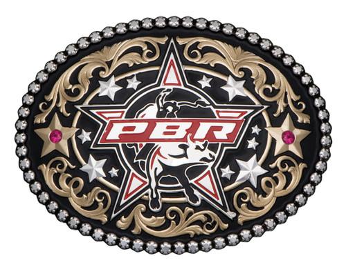 Montana Buckle, PBR Stars