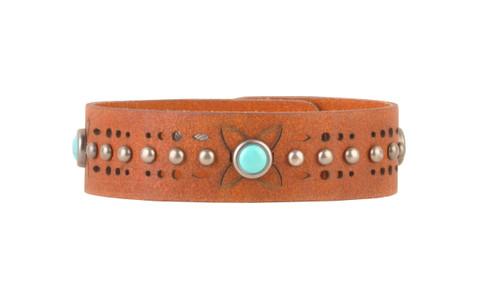 Most Wanted USA Bracelet, Embellished Slim Strap