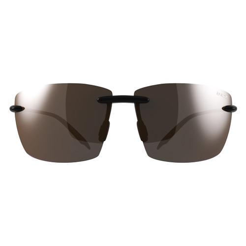Bex Sunglasses, Landyn, Black Frame Brown Lens