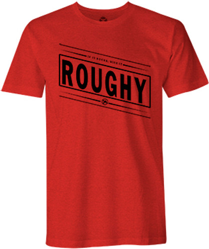 "Kids Hooey Tee, ""Bucker"" Red, Roughy"