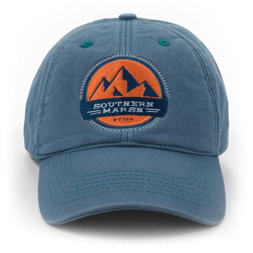 Men's Southern Marsh Cap, Summit, Blue