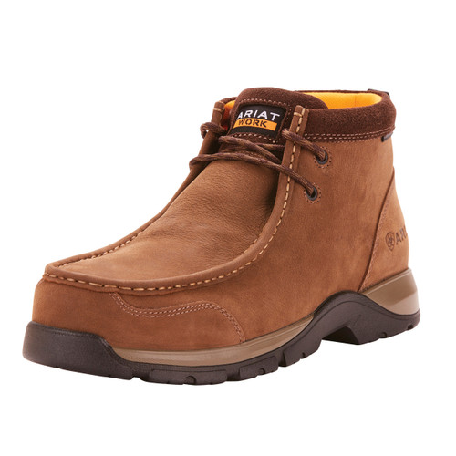 Men's Ariat Boot, Edge LTE, Lace Up, Composite Moc Toe