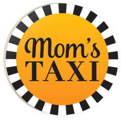 PGD Car Coaster Singles, Mom's Taxi