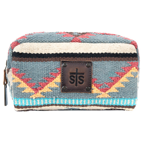 Women's STS Cosmetic Bag, Bebe Sedona