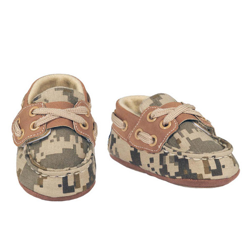 Baby Bucker Mocs, Barrett, Digital Camo
