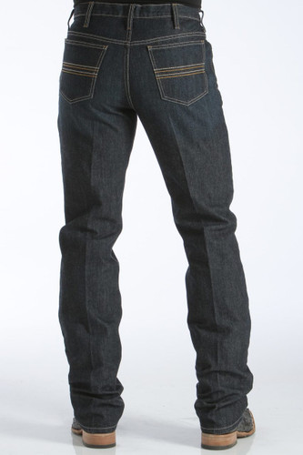 Men's Cinch Jeans, Silver Label, Dark Wash