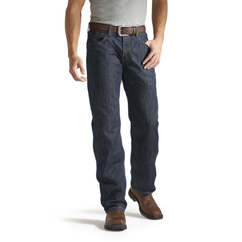 Men's Ariat Jeans, FR, M3 Loose Shale