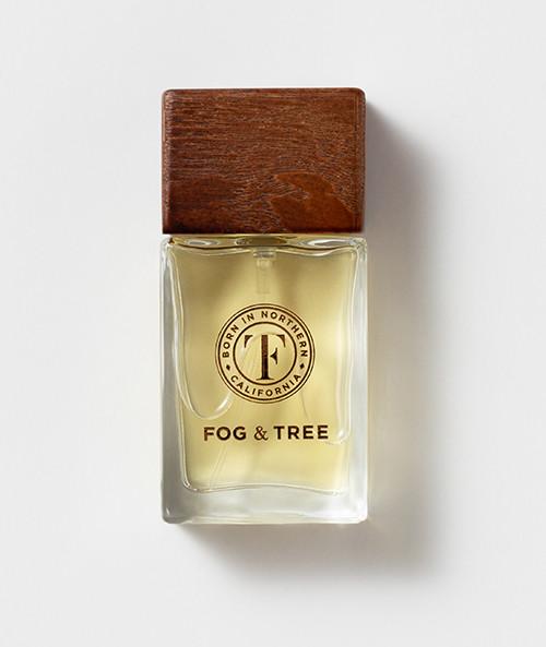 Fog & Tree  Redwood Coast Hemp Perfume front