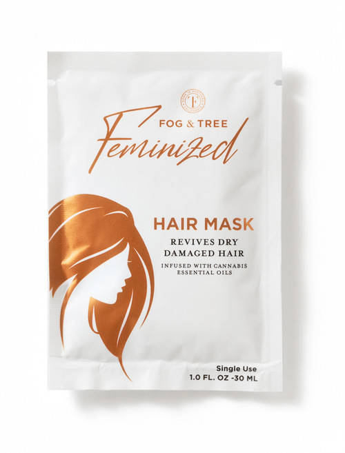 Fog & Tree Hair Mask Product Front