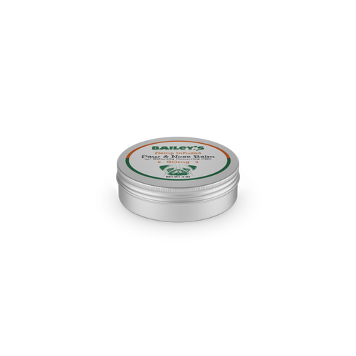 Bailey's Pet Nose and Paw Balm Product Front