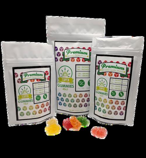 EBK Gummies Product Front