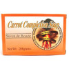 CARROT COMPLEXION SOAP 200g/72