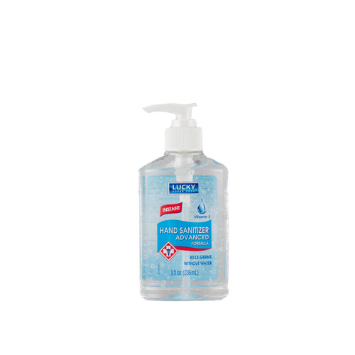 LUCKY HAND SANITIZER CLASSIC 12/8oz