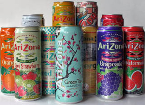 ARIZONA GREEN TEA 24/24oz
