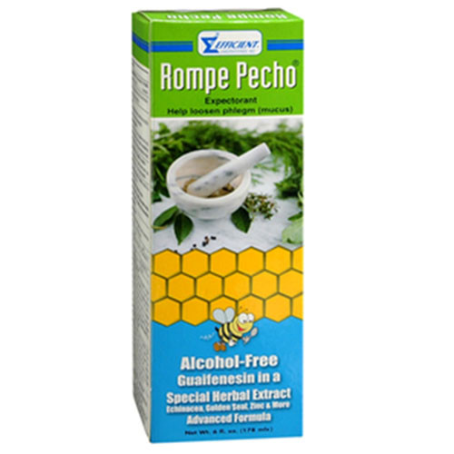 ROMPE PECHO COUGH SYRUP 6oz