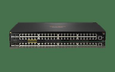 JL262A - Aruba 2930F 48G PoE+ 4SFP Switch - Fornida