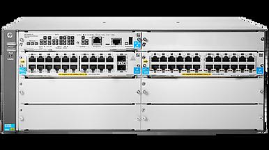 J9823A - HPE 5406R-44G-PoE+/2SFP+ (No PSU) v2 zl2 Switch - Fornida
