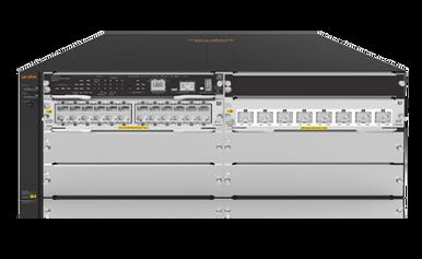 J9825A - HPE 5412R-92G-PoE+/2SFP+ (No PSU) v2 zl2 Switch - Fornida