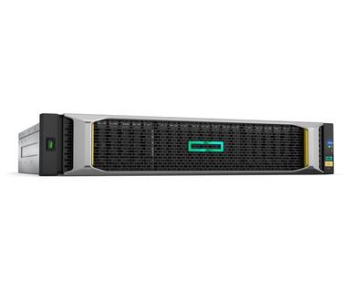 Q1J03A - HPE MSA 2052 SAN DC SFF Storage - Fornida