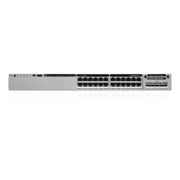 WS-C3850-24P-S - Cisco Catalyst 3850 24 Port PoE IP Base - Fornida