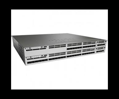 WS-C3850-24S-S - Cisco Catalyst 3850 24 Port GE SFP IP Base - Fornida