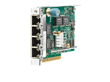629135-B22 - HPE Ethernet 1Gb 4-port 331FLR Adapter - Fornida