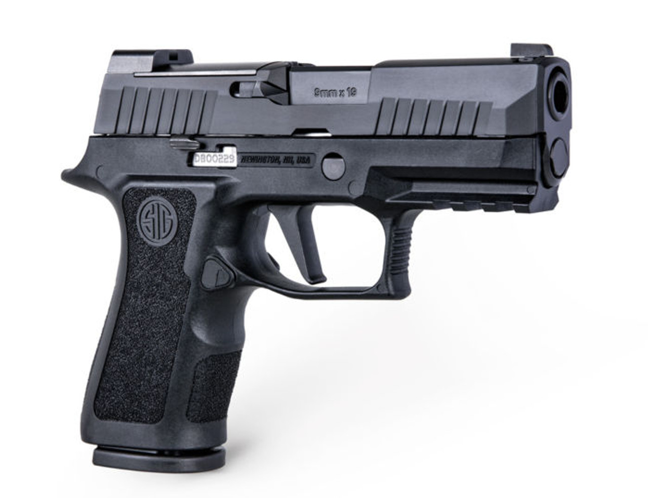 Sig Sauer P320 X Compact Build Kit